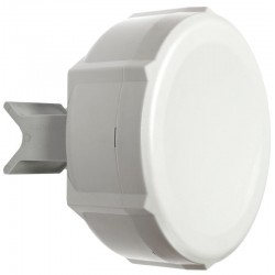 Mikrotik SXT 5HPnD - A low cost, high transmit power 5GHz outdoor wireless device.