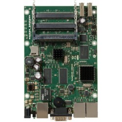 Mikrotik RB435G - Five miniPCI slots and three Gigabit Ethernet ports