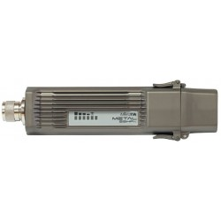 Mikrotik Metal 2SHPn - 2.4Ghz Integrated AP/Backbone/CPE, 1600 mW TX power, N-male connector, 6dBi Omni antenna