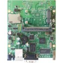 Mikrotik RB411U - A versatile yet very small device.