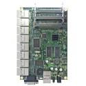 Mikrotik RB493AH - 9 ethernet ports and 3 miniPCI slots