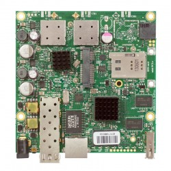 Mikrotik RB922UAGS-5HPacD - is a very versatile wireless router, perfect for assembling your own solution.