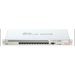 Mikrotik CCR1016-12G - An industrial grade router with cutting edge 16 core CPU.
